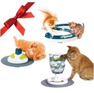 id es de cadeaux de no l pour votre chat. Black Bedroom Furniture Sets. Home Design Ideas