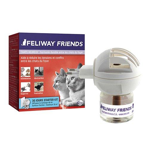 Jeu concours d 39 t feliway 2 produits gagner chat - Combien de portee par an pour un chat ...